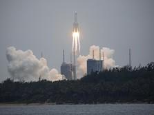 Gokil China, Sudah ke Mars Juga Punya Stasiun Luar Angkasa!