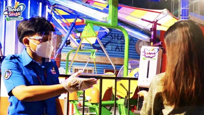 Trans Studio Cibubur Foto: Trans Studio Cibubur
