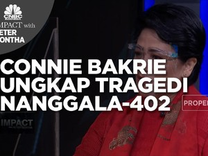 Connie Bakrie Ungkap Tabir Tragedi KRI Nanggala-402