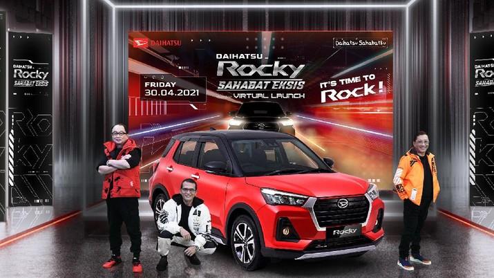 Daihatsu Rocky (dok. Astra Daihatsu Motor (ADM)