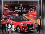 Penampakan Daihatsu Rocky 'Duet Maut' dengan Toyota Raize