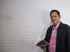 Gol A Gong Gantikan Najwa Shihab Jadi Duta Baca Indonesia