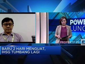 IHSG Tumbang Lagi, Saham Blue Chip jadi Incaran Investor