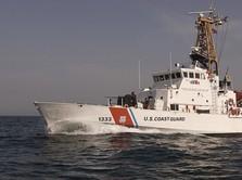 Heboh AS Jual Kapal Bekas Coast Guard ke RI, Ini Faktanya!