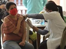 Masih Ada Kabar Baik dari India, Vaksinasi Covid Dikebut Lagi