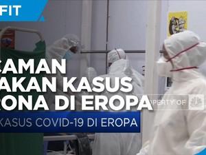 WHO Peringatkan Ancaman Ledakan Virus Corona di Eropa