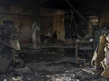Pandemi Covid Brutal India: RS Terbakar Hingga Krisis Oksigen