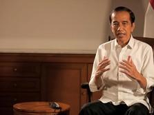Bareng Anies, Jokowi Tinjau Vaksinasi di Thamcit & GI