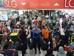Ini Ternyata Pemicu 'Ledakan' Kerumunan di Pasar Tanah Abang