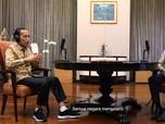 Podcast Jokowi: Nadiem Tanya Jokowi, Nadiem Ditanya Balik!