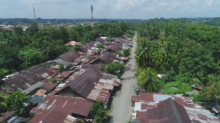 PT Bukit Asam Tbk hari ini resmi memulai relokasi warga ke perumahan Bara Lestari yang dibangun dan disiapkan oleh perusahaan.