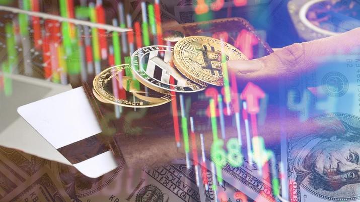 Gambar Konten, Uang Kripto