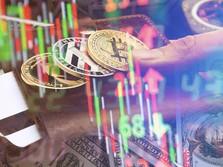 Hantu 'Tapering' Datang, Investor Emas & Kripto Harus Apa?