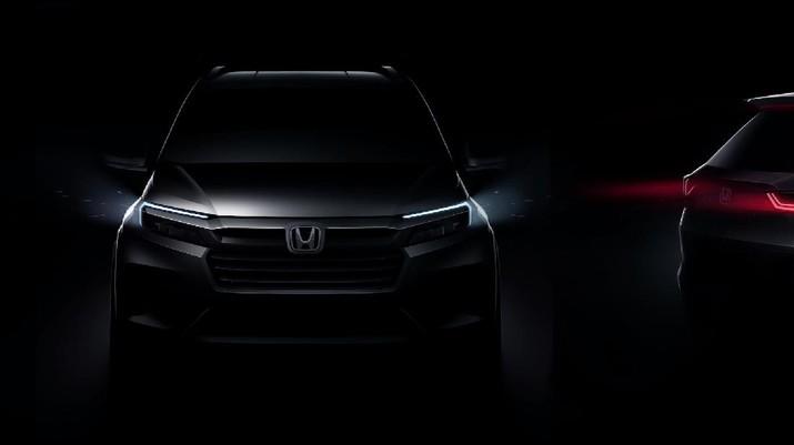 Honda Tampilkan LSUV 7 Seater. Ist