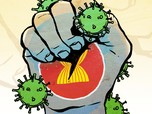 Gawat! Varian Corona India yang Ganas Menyebar ke 49 Negara