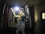 Tembus 3 Juta Kasus, Potret Penuhnya Kasur RS di Argentina