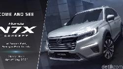 Pertama di Dunia! Honda Kenalkan N7X di Indonesia, Mobil Konsep 7-Seater Baru