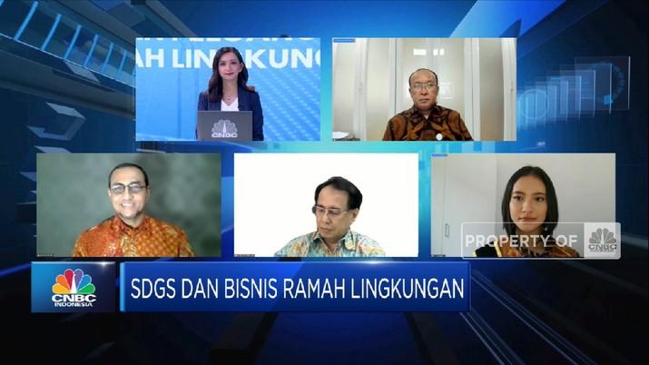 Kulik Cara RI Tarik Investor Global di Bisnis Ramah Lingkungan  (CNBC Indonesia TV)