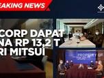 Mantap! CT Corp Dapat Dana Segar Rp 13,2 T dari Mitsui