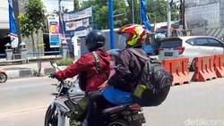 Cerita Pemudik Motor asal Jakarta yang Lolos Sampai Brebes