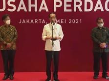 Jokowi: Pergi ke Mana Pun Pakai Masker, Pakai Masker!