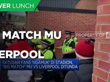 Ratusan Fans 'Ngamuk' Di Stadion,