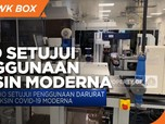 WHO Setujui Penggunaan Darurat Vaksin Covid-19 Moderna