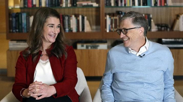 Bill Gates. (AP/Elaine Thompson)