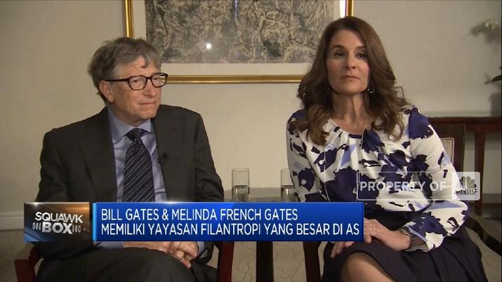 Bill Gates Cerai, Jadi Perceraian Termahal