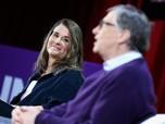 Usai Cerai, Melinda Jadi Wanita Terkaya Kedua di Dunia