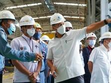 KRAS Operasikan Pabrik HSM 2, Bisa Hemat Devisa Rp 29 T