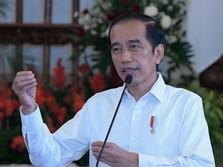 'Helikopter Uang' Jokowi, BSU Rp 2,4 Juta- BPUM Rp 1,2 Juta