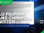 Menlu Filipina Serang China dengan Kasar di Twitter