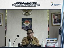 Tito Minta Sri Mulyani Bongkar Daerah yang Belanjanya Mampet