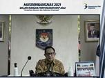 Titah Tito Kepada PNS Daerah: Harus Bersyukur Dapat THR