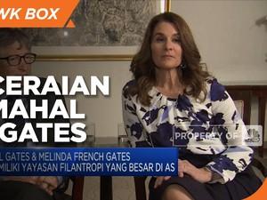 Perpisahan Bill & Melinda Gates Jadi Perceraian Termahal