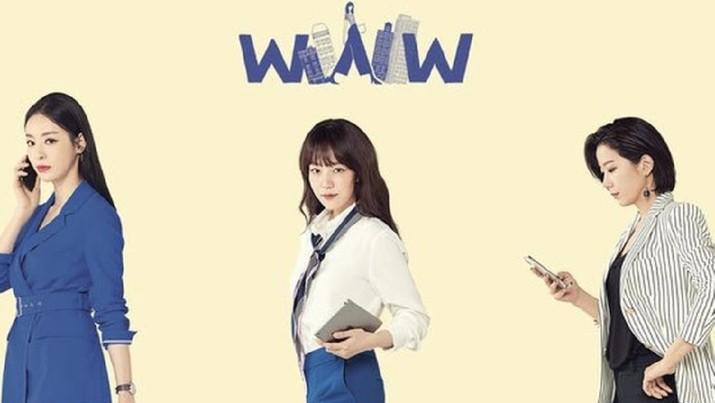 Poster drama Korea Search: WWW(MyDramalist)