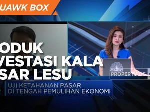 Rekomendasi Produk Investasi Kala Pasar Lesu & Inflasi Rendah