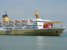 Larangan Mudik, PELNI Alihfungsikan Kapal Penumpang