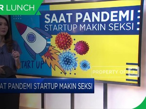 Saat Pandemi Startup Makin Seksi