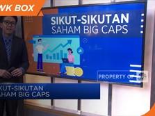 Sikut-Sikutan Saham Big Caps