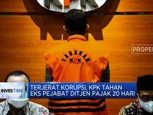 Terjerat Korupsi, KPK Tahan  Eks Pejabat Ditjen Pajak 20 Hari