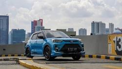 Geber Produksi! Toyota Raize Sudah Dipesan 6.179 Unit, Inden Jadi 2 Bulanan