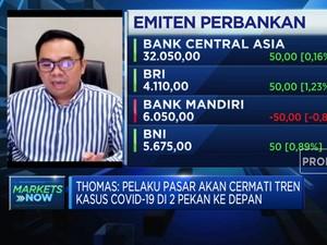 Investor Wait and See Kasus Covid-19 hingga Pasca Lebaran