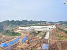 Molor! Proyek Bendungan Anti Banjir DKI Kelar Akhir Tahun