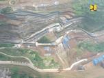 Molor Lama, 2 Bendungan Anti Banjir DKI Kelar Abis Lebaran