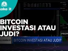 Bitcoin Investasi atau Judi?