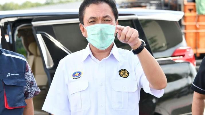 BPH Migas Lakukan Posko BBM di Sepanjang Pulau Sumatera mulai Ramadhan Sampai Idul Fitri. (Dok: BPH Migas)