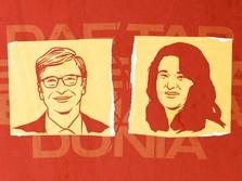 Bukan Cuma Bill Gates, Ini Daftar Perceraian 'Termahal' Dunia