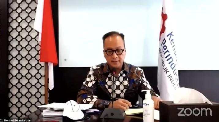 Konferensi Pers Perkembangan dan Upaya Pemulihan Ekonomi Nasional